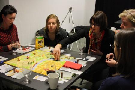Stadtspieler-Runde im PIA-Kesselhaus