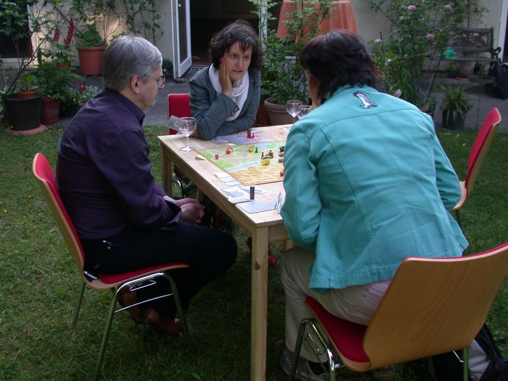 Im Garten der guten Ideen