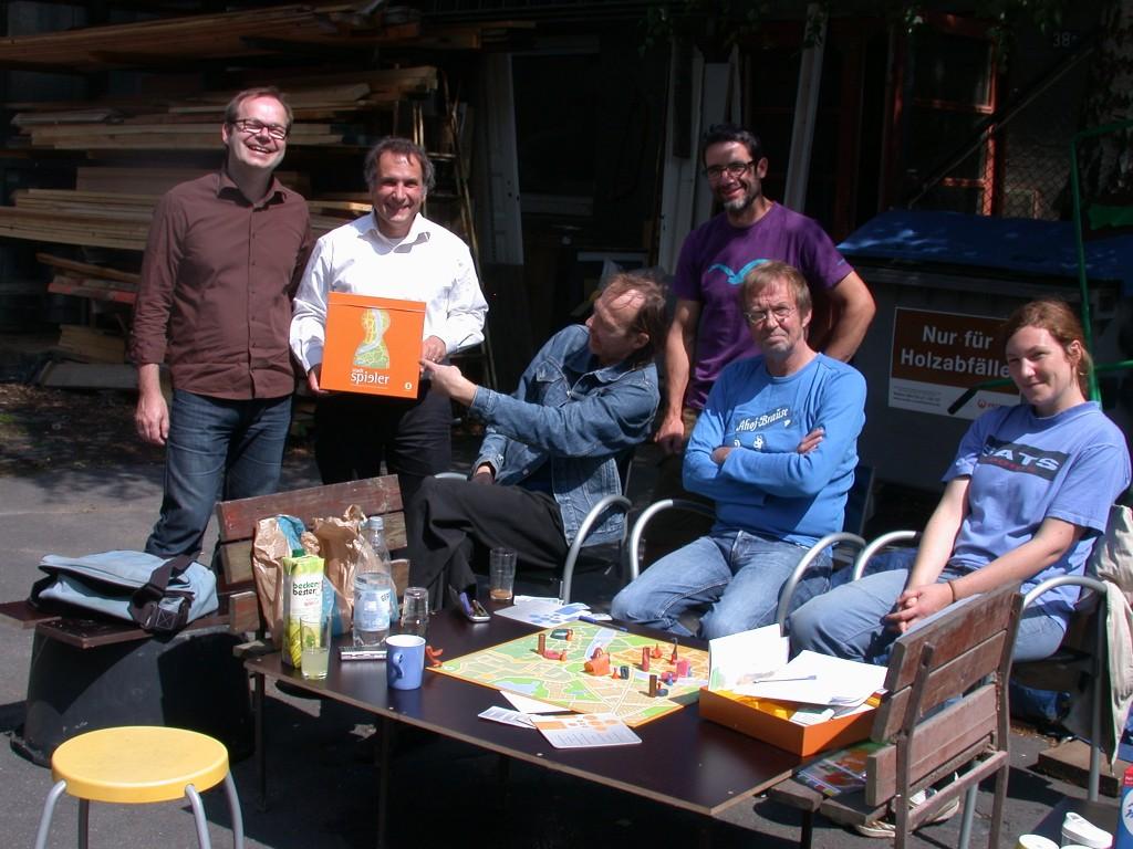 Willkommen in der Ideen-Tischlerei Eimsbüttel!