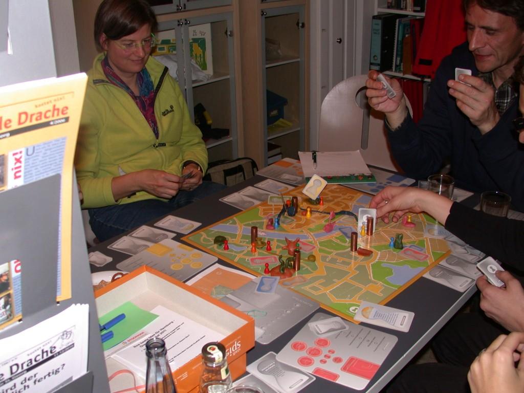 Zwischen Stadtteilalltag und Bauvorhaben